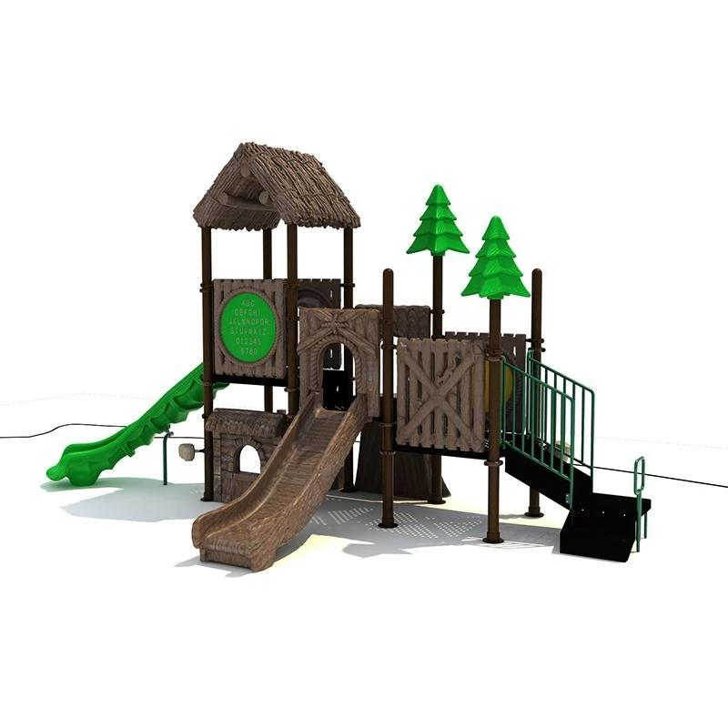 NL-80123 | Commercial Playground Equipment