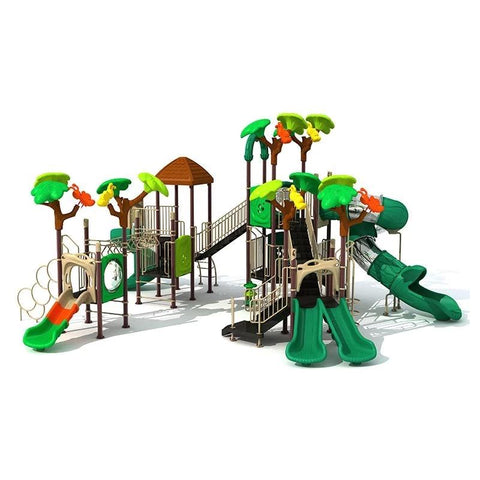 Daniel Boone Forest | Commercial Playground Equipment