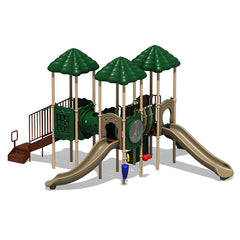 UPLAY-007 Cumberland Gap | Commercial Playground Equipment