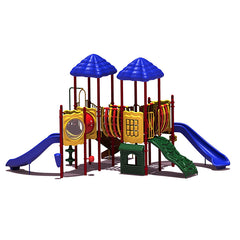 UPLAY-014 Pike's Peak | Commercial Playground Equipment