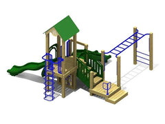 PD-R2155213035 | Commercial Playground Equipment