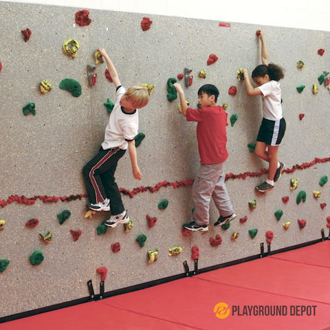 RCSC-T | School Climbing Traverse Wall