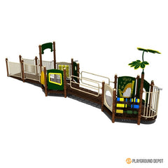 UL-A102 | Outdoor Playground Equipment