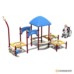 UL-A108 | Commercial Playground Equipment