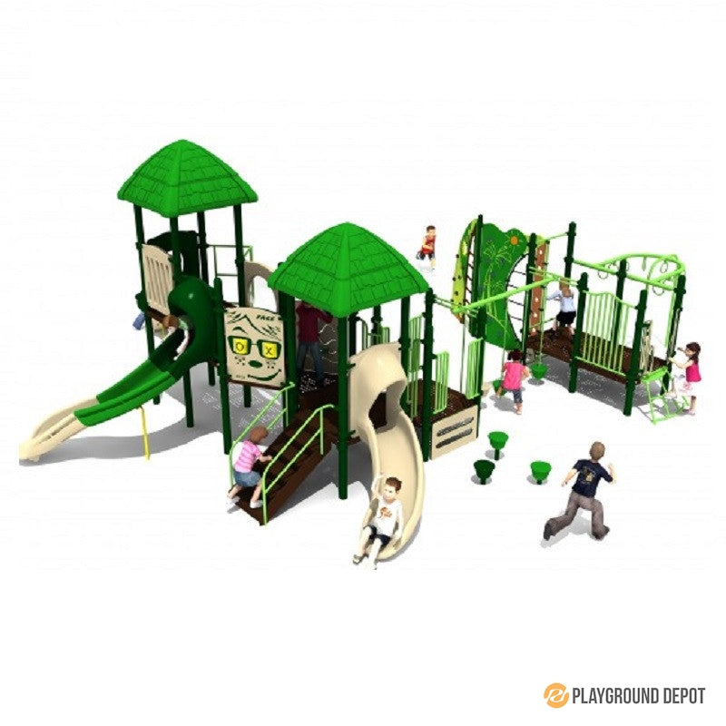 UL-K7051 - Commercial Playground Equipment