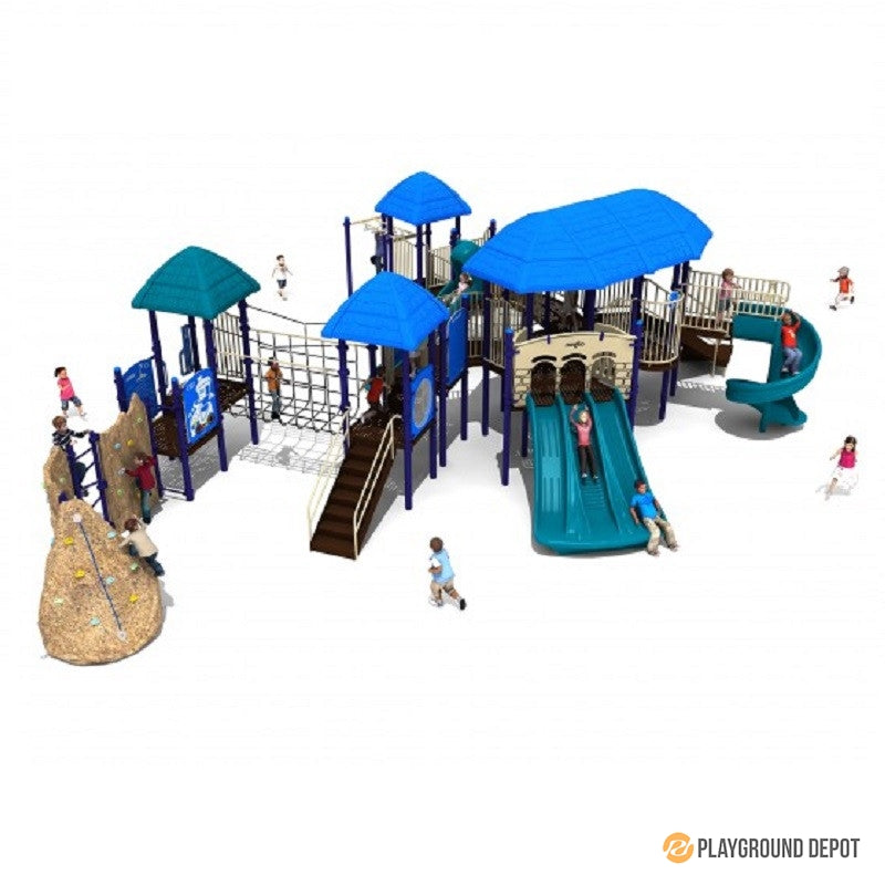 UL-K7054(x1) - Commercial Playground Equipment