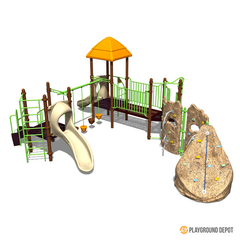 UL-K7055 | Commercial Playground Equipment