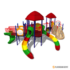 UL-K7056(X1) | Commercial Playground Equipment
