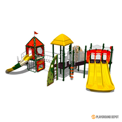 UL-K7057 | Commercial Playground Equipment