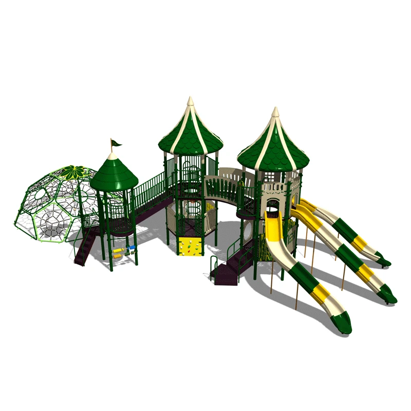 UL-K7062 | Commercial Playground Equipment