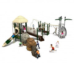 UL-K7072 - Commercial Playground Equipment