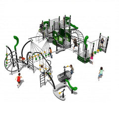 UL-K7076 - Commercial Playground Equipment