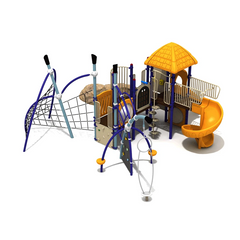 UL-K7084 | Commercial Playground Equipment