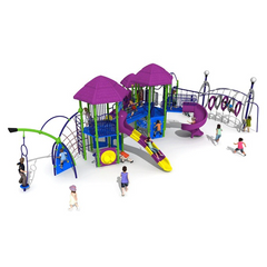 UL-K7085 | Commercial Playground Equipment