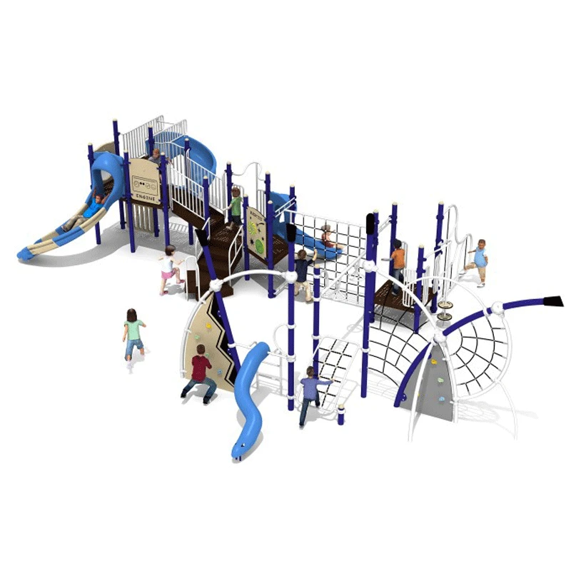 UL-K7091 | Commercial Playground Equipment