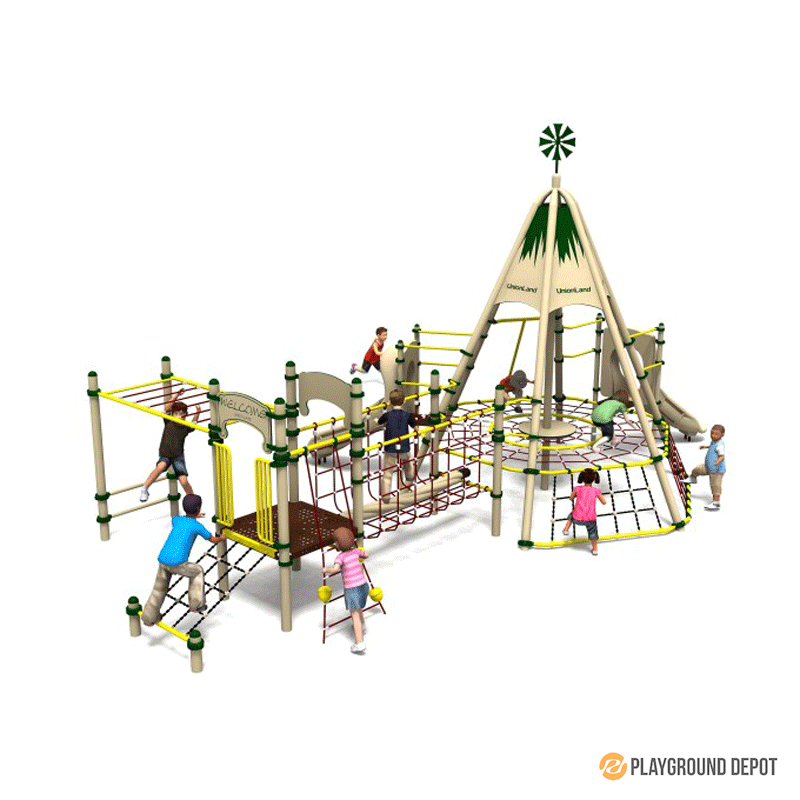 UL-N6-B1 | Commercial Playground Equipment