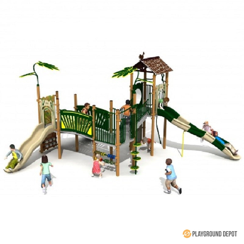 UL-NP101-4K - Commercial Playground Equipment