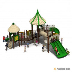 UL-OA02-B1(x3) - Commercial Playground Equipment