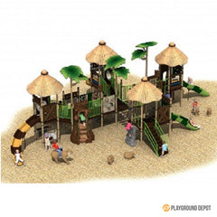 UL-PN006 | Themed Commercial Playground Equipment