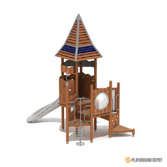 UL-WS101E | Outdoor Playground Equipment