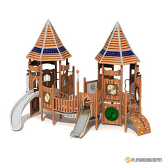 UL-WS107E | Outdoor Playground Equipment