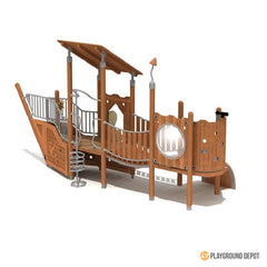 UL-WS109E | Commercial Playground Equipment