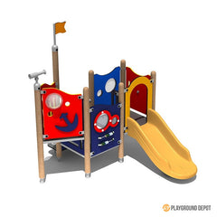 UL-WS510 | Commercial Playground Equipment