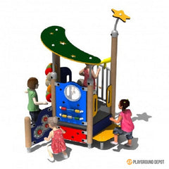 UL-WS511 | Themed Commercial Playground Equipment