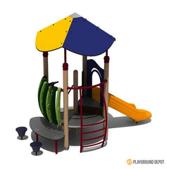 UL-WS515 | School Playground Equipment