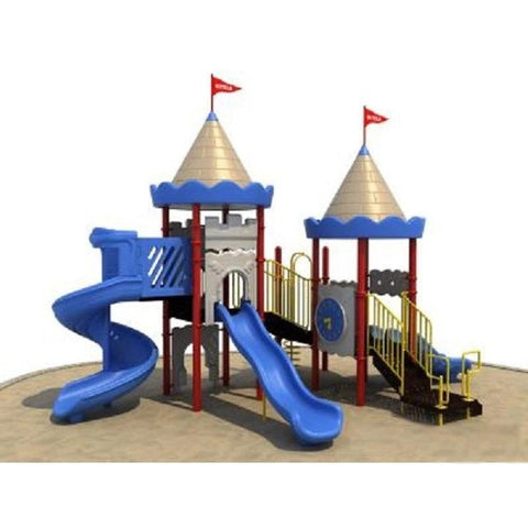 Dover Castle | Themed Playground Equipment