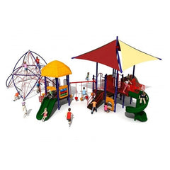 UL-K7059(X1) - Commercial Playground Equipment