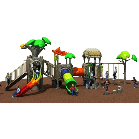 PD-T050 | Ancient Tree Themed Playground