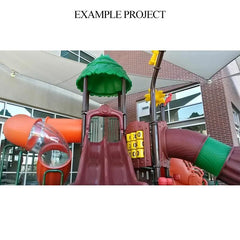 JS-1202 | Commercial Playground Equipment