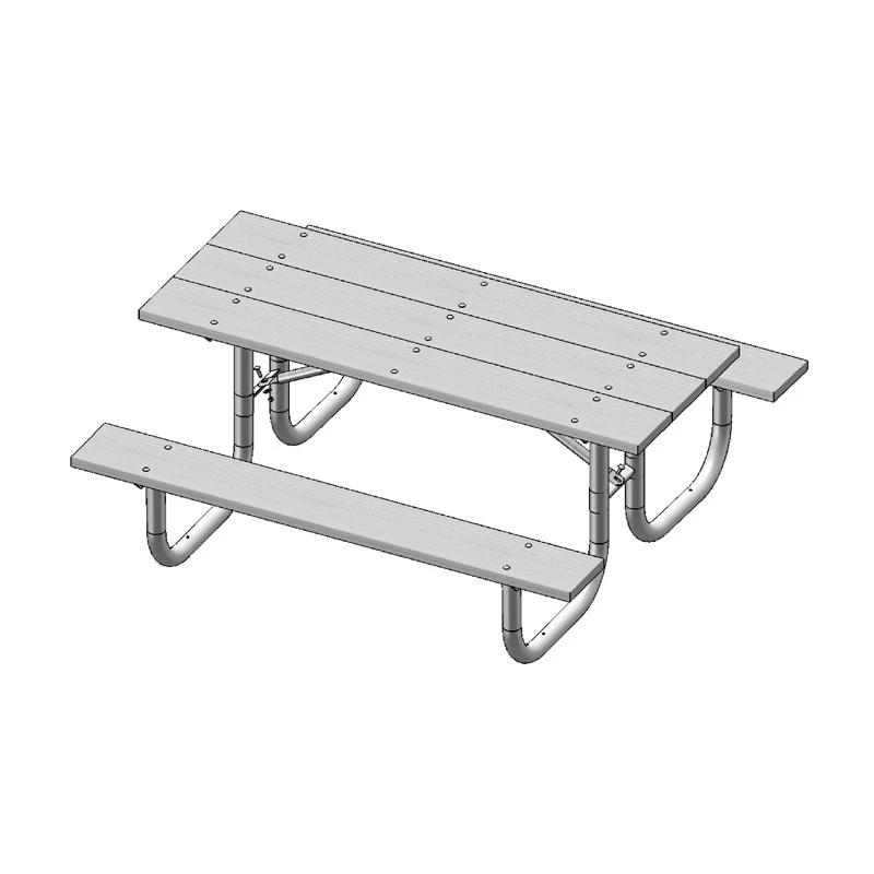 6' Extra Heavy Duty Table (238)