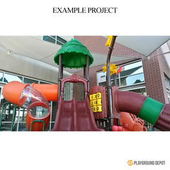 JS-1201 | Commercial Playground Equipment