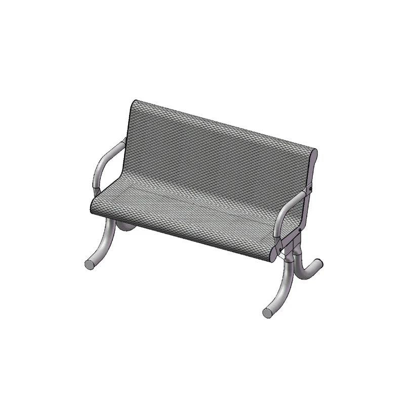 4' Capri Bench, Portable (950)