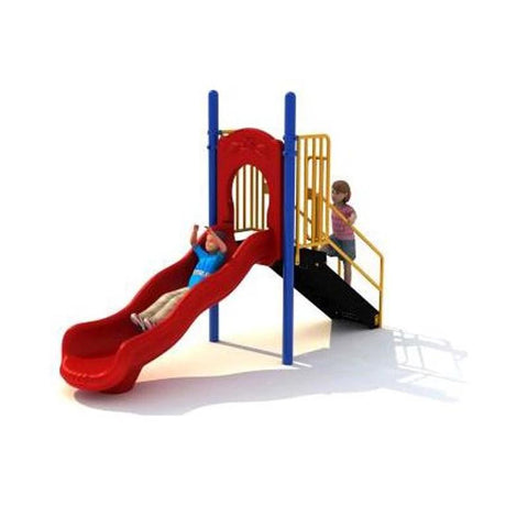 3ft Free Standing Single Slide