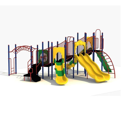 Castillo II | Commercial Playground Equipment