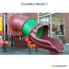 JS-1204 | Commercial Playground Equipment