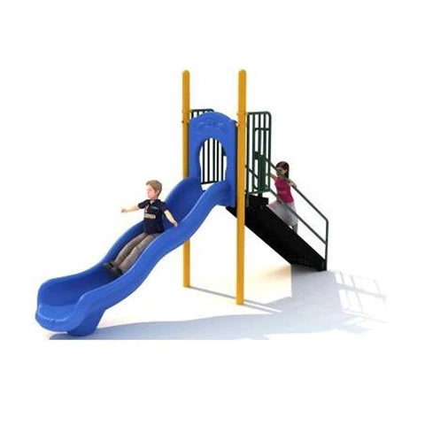 4ft Free Standing Single Slide