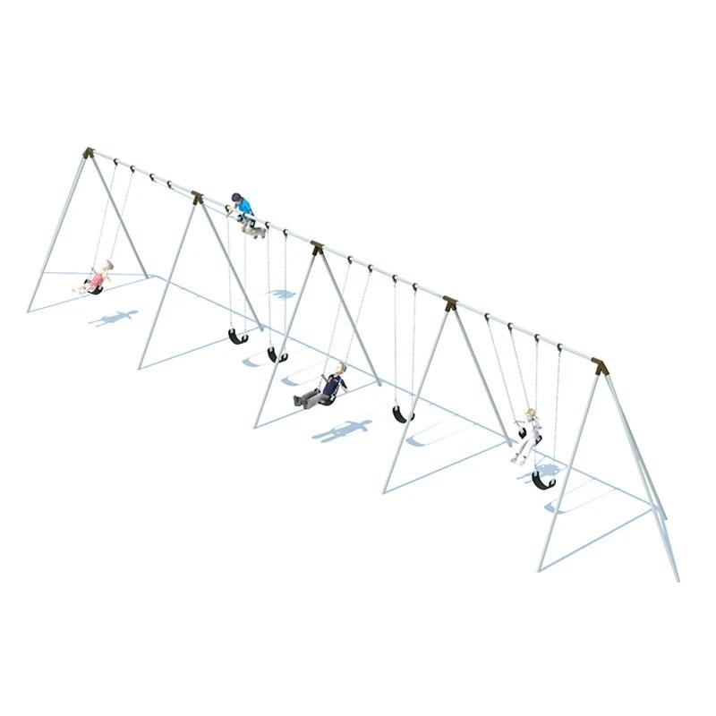 TRI-POD SWING FRAME (10') - 4 BAY