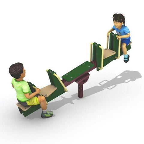 4 Seat See-Saw