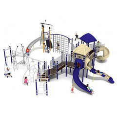 UL-K7083 - Commercial Playground Equipment