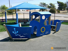 Village SS Minow | Commercial Playground Equipment