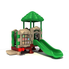 Discovery Center Seedling with Roof | Commercial Playground Equipment