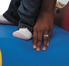 UP130 | Crawl and Toddle with Blue ComfyTuff Decking