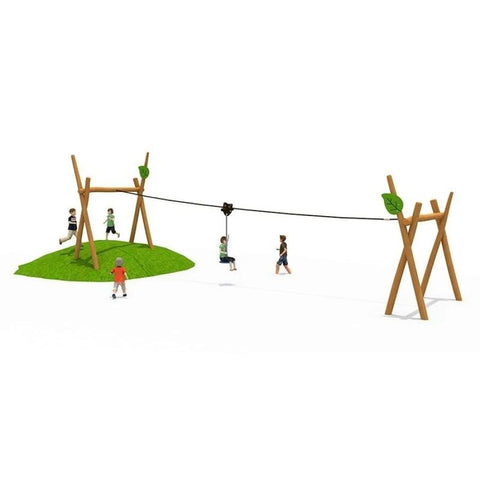 Flying Fox | Commercial Playground Equipment