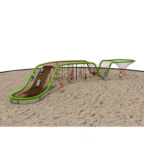 Ultra Net XII  | Commercial Playground Equipment