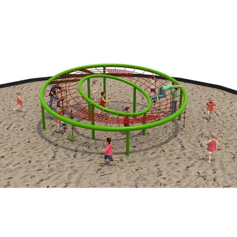 UltraNet IX | Commercial Playground Equipment