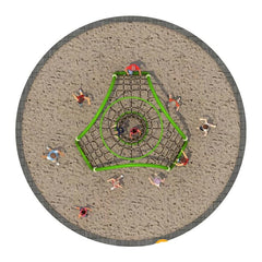 Ultra Net I | Commercial Playground Equipment